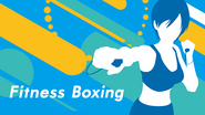 Fitness Boxing - Key Art