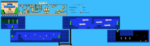 SMB3 World 3-Fortress 2