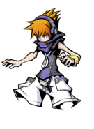 The World Ends with You Final Remix - Character Art - Neku 19