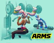 Arms-twintelle-spring-man