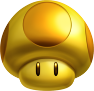 Gold Mushroom
