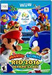 Mario & Sonic at Rio (Wii U) (NA)