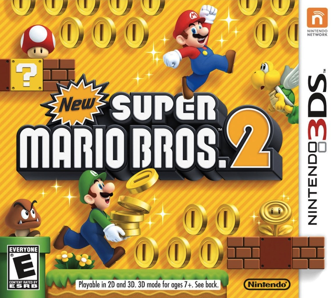 New Super Mario Bros  2 | Nintendo | FANDOM powered by Wikia