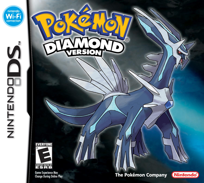 Pokémon Diamond And Pearl