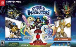Skylanders Imaginators Switch