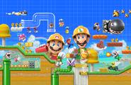 Super Mario Maker 2 - Artwork 03