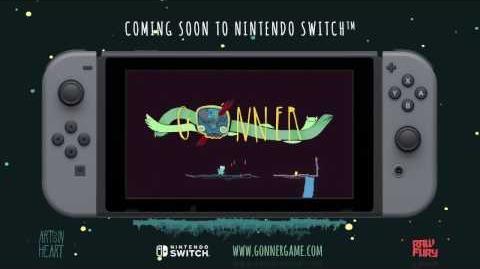 GoNNER Nintendo Switch Announce Trailer