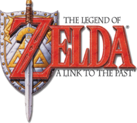 The Legend of Zelda A Link to the Past Logo