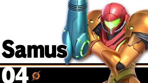04- Samus – Super Smash Bros. Ultimate