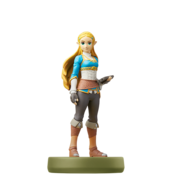 Amiibo - The Legend of Zelda - Zelda (BotW)