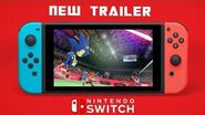 Mario & Sonic Tokyo 2020 New Tokyo 2020 Olympic Games - New Trailer for Nintendo Switch HD