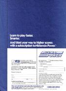 Nintendo Power Magazine V. 1, Nintendo Power Subscribe pg.