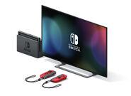 Nintendo Switch - Red Joy-Cons 04