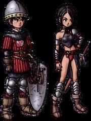 Warrior (Dragon Quest IX Sentinels of the Starry Skies)