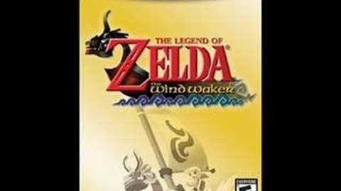 Zelda Wind Waker Music - Dragon Roost Island