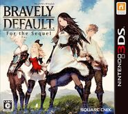 Bravely Default For The Sequel (JP)