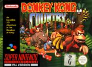 Donkey Kong Country (AU)