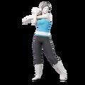 Entrenadora de Wii Fit SSBU