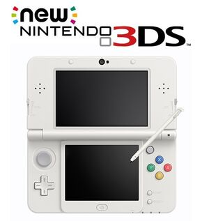 New Nintendo 3DS (white) - copia