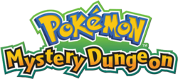 Pokemon Mystery Dungeon Logo