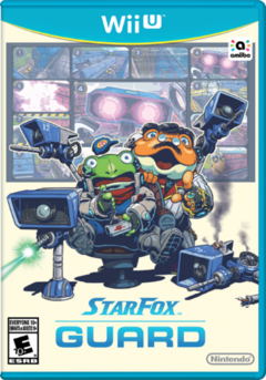 Star Fox Guard (NA)