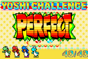 Super Mario Advance Yoshi Perfect