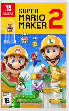Super Mario Maker 2 (NA)