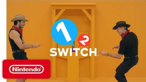 1-2 Switch - Nintendo Switch Presentation 2017 Trailer