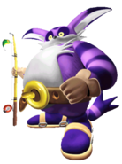 Big the Cat Adventure