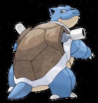 Blastoise - Pokemon FireRed and LeafGreen
