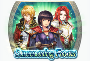 Fire Emblem Heroes - Summoning Banner - Cavalry