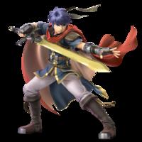 Super Smash Bros. Ultimate - Character Art - Ike