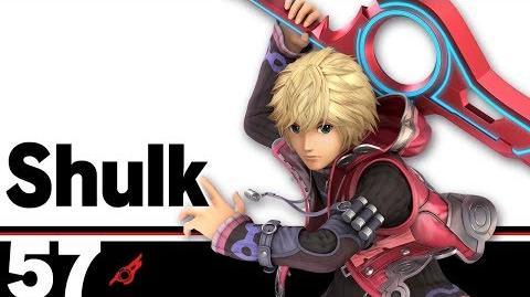 57- Shulk – Super Smash Bros. Ultimate
