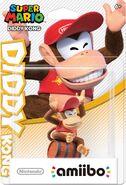 Amiibo - Super Mario - Diddy Kong - Box