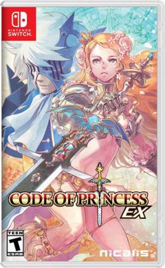 Code of Princess (Switch NA)