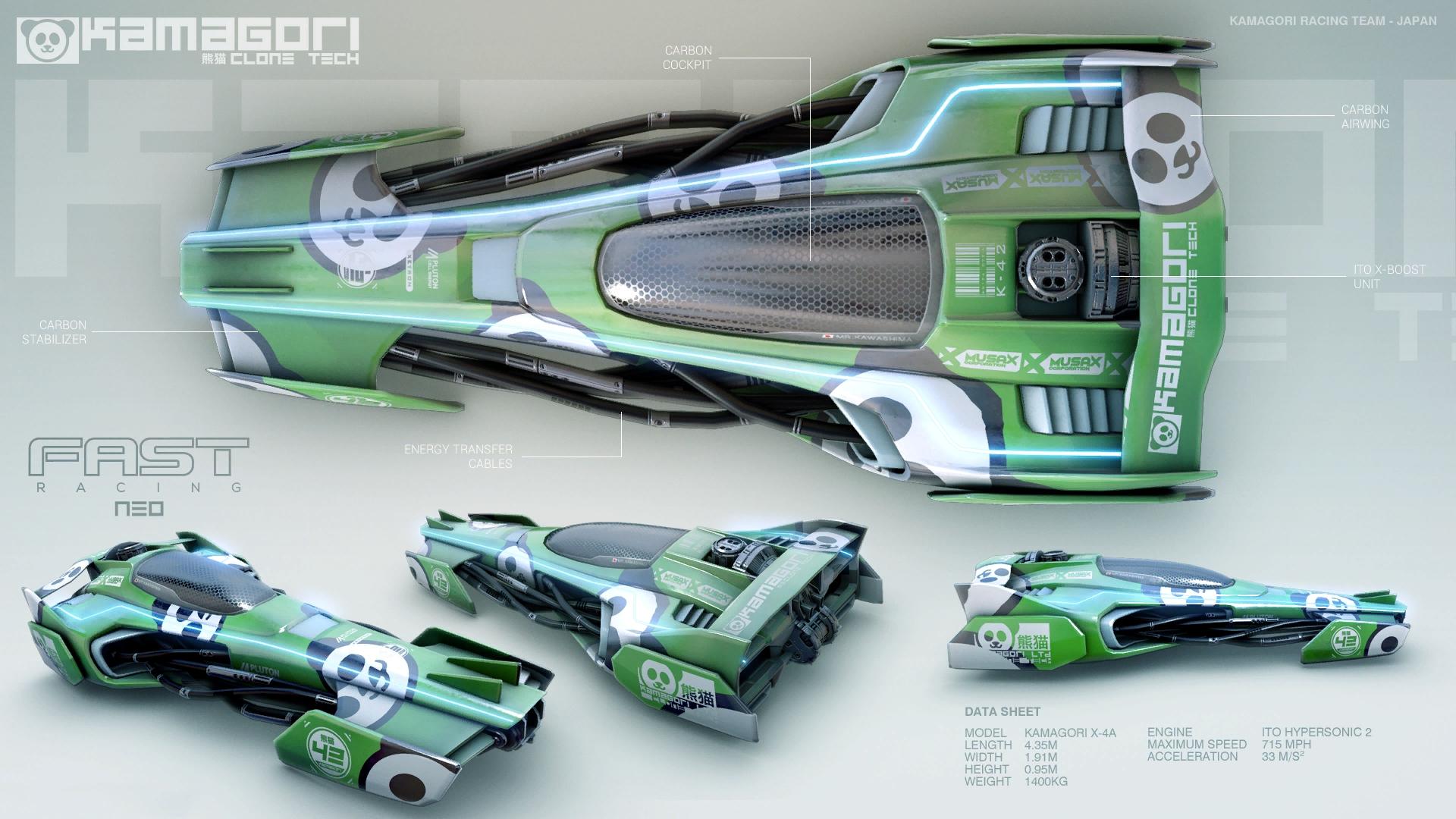 List Of FAST Racing NEO Vehicle Companies Nintendo FANDOM - Fast 4 car list