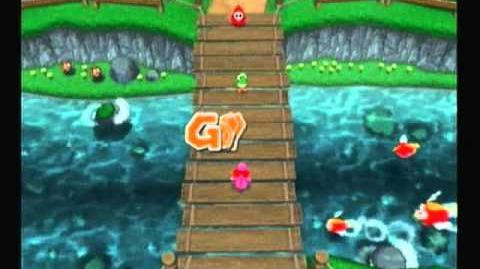 Mario Party 7 - Bridge Work