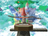 Peach's Castle (Super Smash Bros.)