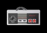 Nintendo Entertainment System NES Classic Edition (Nintendo Classic Mini Nintendo Entertainment System) Controller