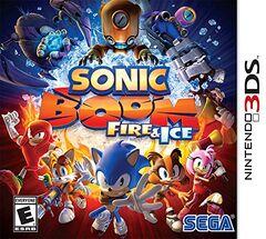 Sonic Boom Fire & Ice (NA)