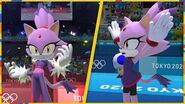 All 24 Events (Blaze gameplay) Mario & Sonic at the Olympic Games Tokyo 2020 (Switch)
