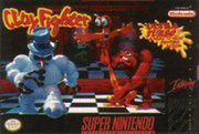 ClayFighter Coverart