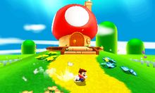 SM3DL Toad House