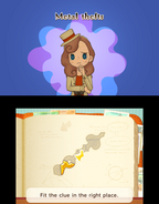 Layton's Mystery Journey Katrielle and the Millionaires' Conspiracy - Screenshot 013