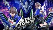 Astral Chain Key Artwork