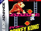Classic NES Series: Donkey Kong