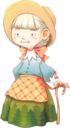 Hana (Harvest Moon 3D A New Beginning)