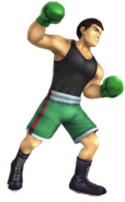 Little Mac SSBB