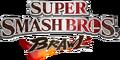Logo de Super Smash Bros Brawl