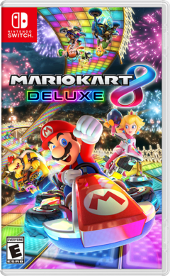 Mario Kart 8 Deluxe Caratula Switch-trans